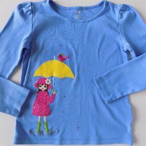 Baby & Toddler Clothing Sunny Gymboree Primrose Flower Leggings Size:3 Guc
